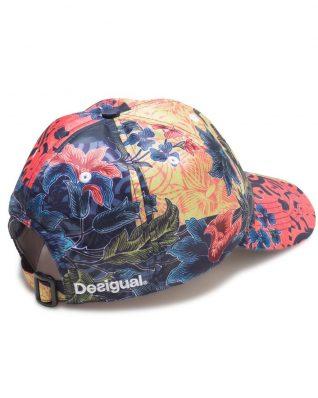 Desigual Cap Patchwork Design