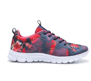 Desigual Scarlet Bloom Shoes