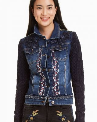 Desigual Denim Jacket Emuna