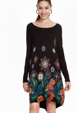 Desigual Pullover Diane Fall Winter 2018 2019