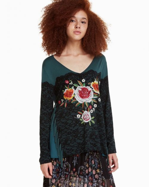 Desigual Sweater Manhathan