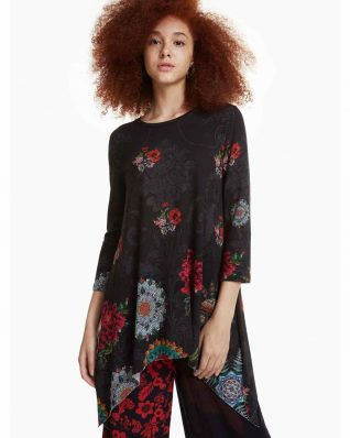 Desigual Long Top Cronosk