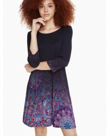 Desigual Tunic Dress Troya