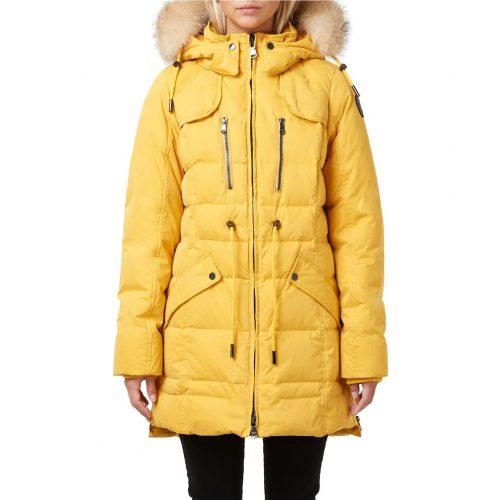 Pajar Winter Coat Yellow 2018 2019