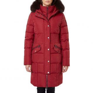 Pajar Winter Coat Annie Red Winter 2018 2019