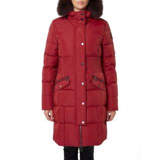Pajar Parka Annie Red Winter 2018 2019