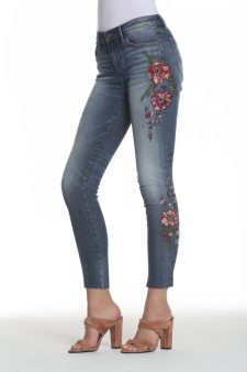 Driftwood Skinny Jeans Audrey