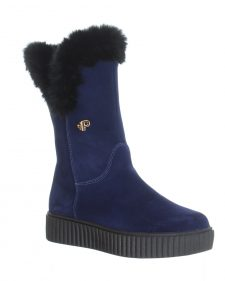 Pajar Boots Ruby Heritage Collection Navy