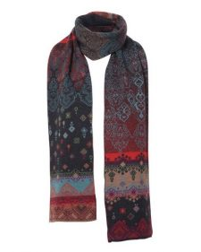 IVKO Winter Merino Wool Scarf 2018
