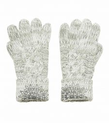 Desigual Gloves Grey