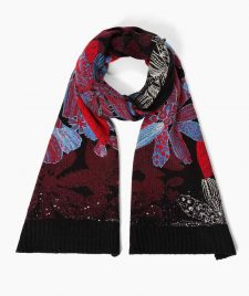 Desigual Winter Scarf Sequinflower