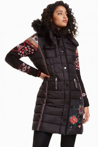 Desigual Winter Coat georgia