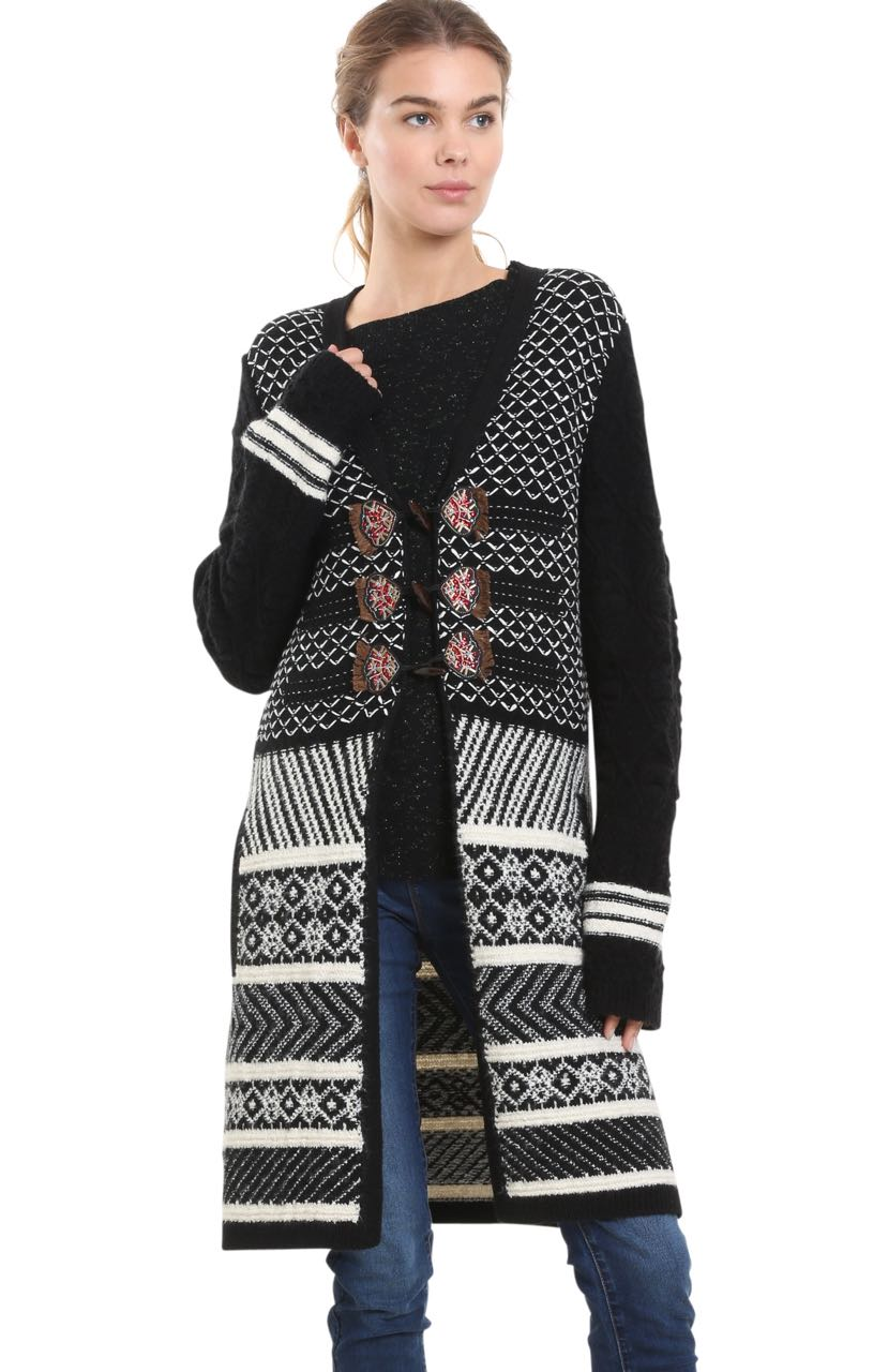 check-out 481a9 b481b Desigual Cardigan