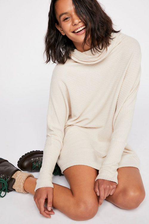 Free people Kitty Thermal Ivory