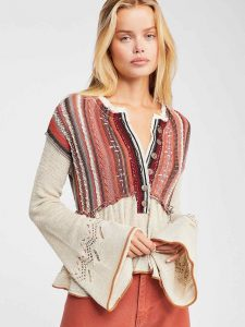 Free People Meadow Lakes Sweater Fall Winter 2018 2019