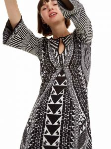 Desgual Lacroix Dress Melina