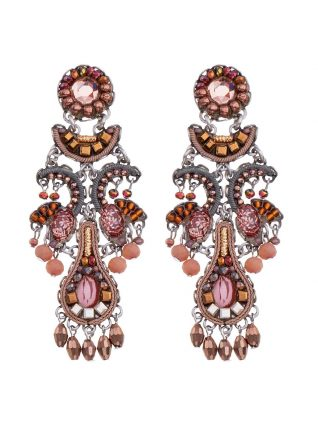 Ayala Bar Classic Pink Earrings 2019