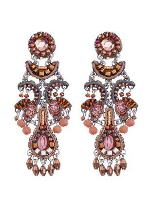 Ayala Bar Classic Pink Earrings 2019