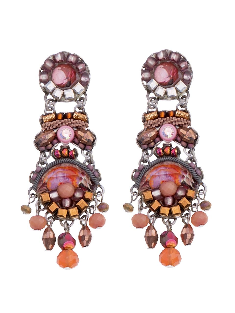 Ayala Bar Earrings C1027