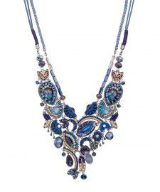 Ayala Bar Blue Large Necklace Exclusive Classic 2019