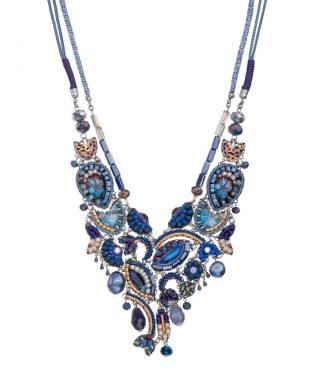 Ayala Bar Blue Large Necklace Exclusive Classic 2019