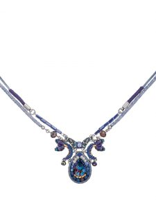 Ayala Bar Sapphire Rain Classic necklace