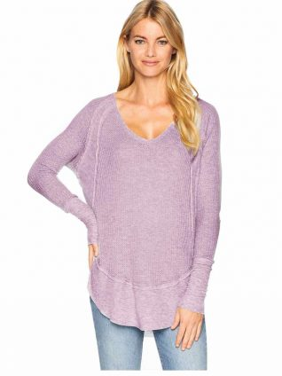 Free people Catalina Thermal Lilac