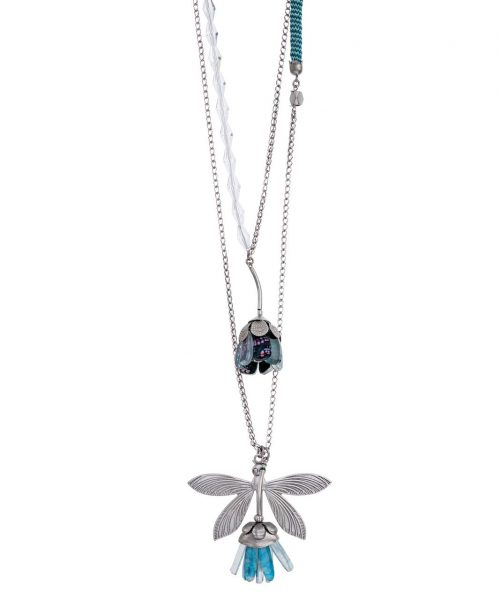 Ayala Bar Necklace Butterfly Nove 2019