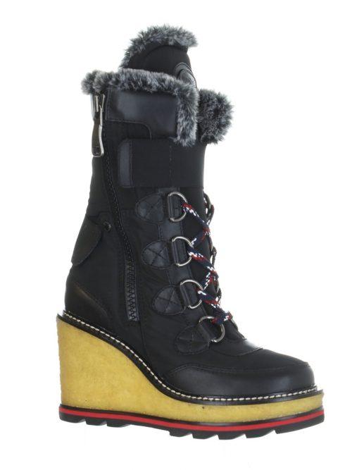 Pajar Wedge Snow Boots Thira Black