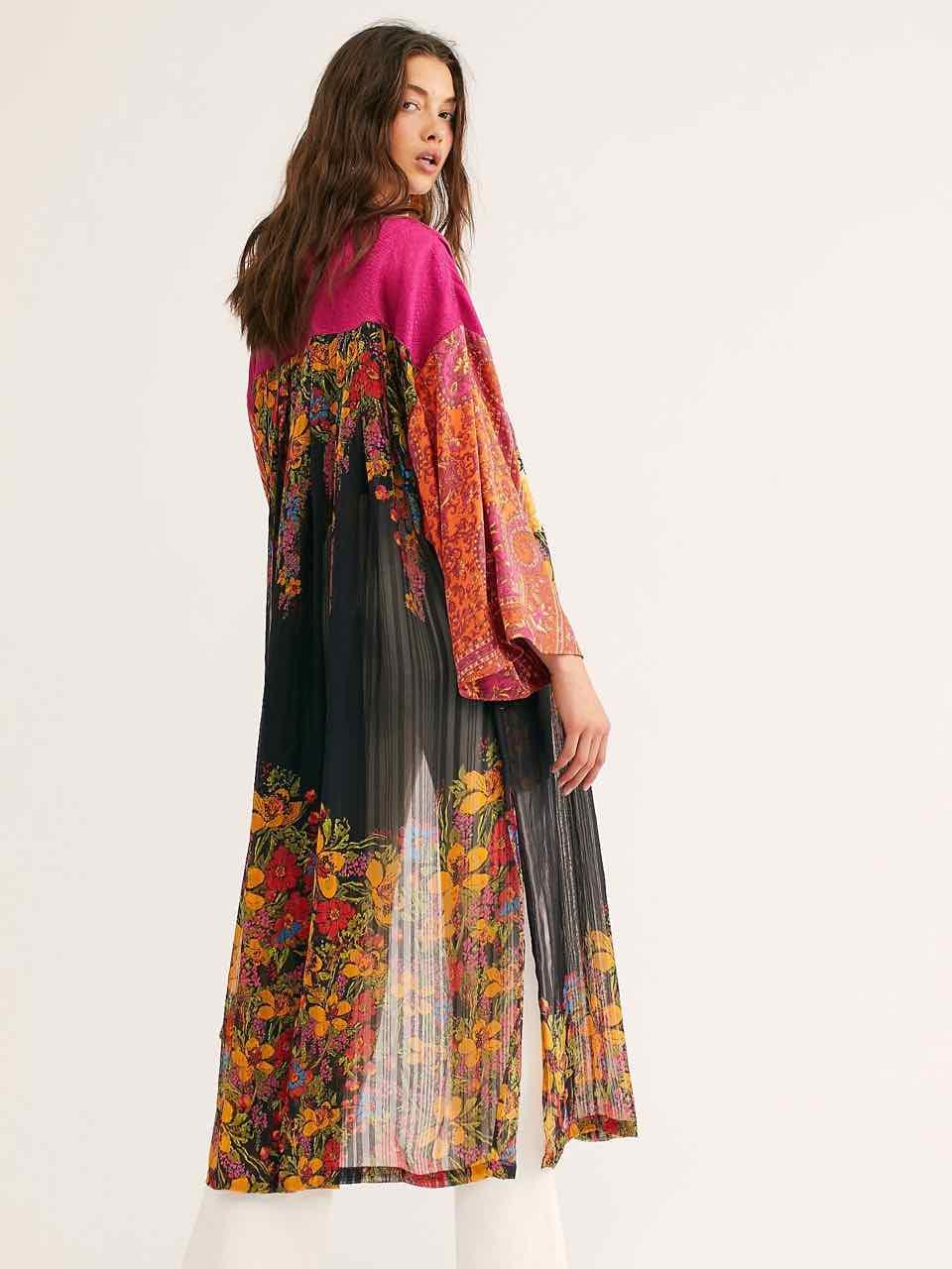 Free people Jaipur Kimono | Lyst