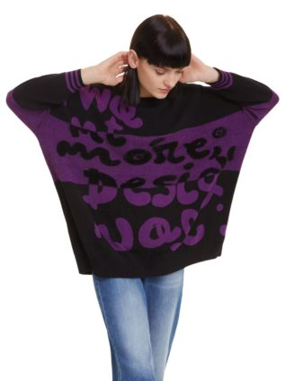 Desigual Pullover Poncho Jacksonville 19WWJF12
