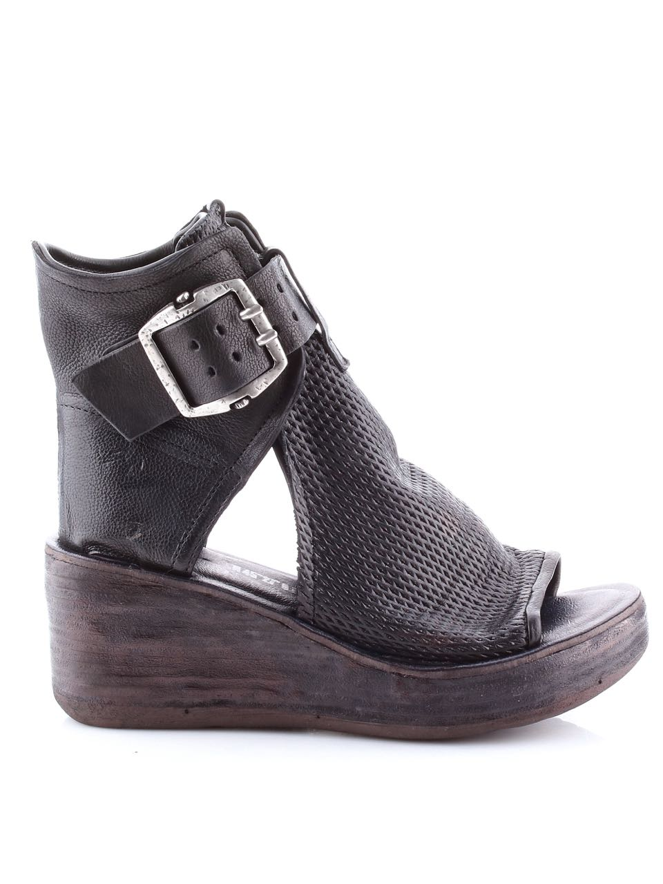 A.S.98 Platform Boot Sandals with