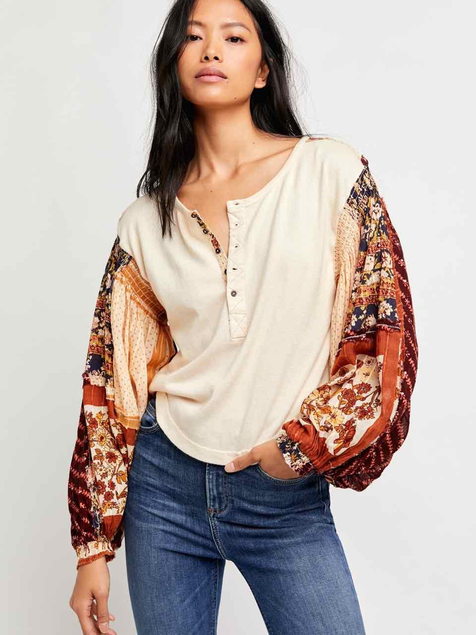 Floral Handkerchief Kimono | Free People